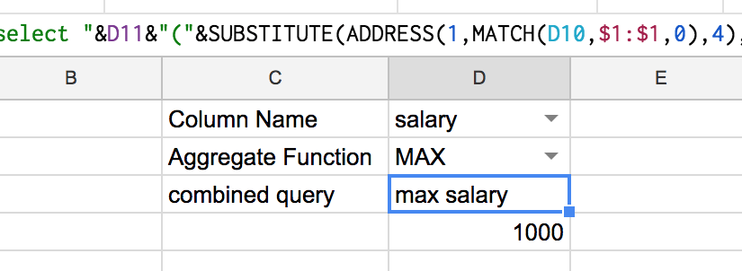 How to Reference Columns By Name in Google Sheets Query() Function [Quick Bite]